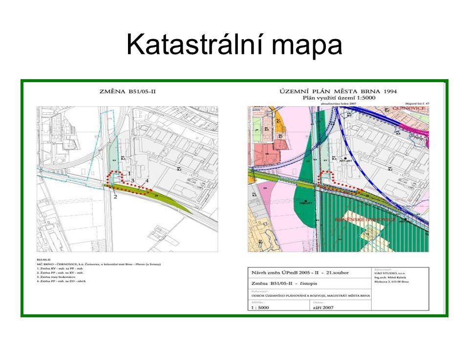 Práce se souborem map 1)Která mapa ze souboru map je topografická.
