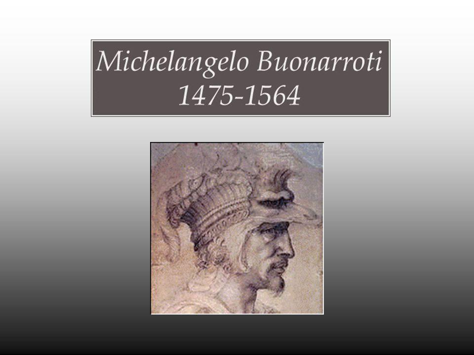 Michelangelo zemřel a jeho tělo bylo uloženo do sarkofágu v Římě. Jeho synovec ukradl jeho mrtvé tělo z Říma a pohřbil jej ve Florencii, kde si Michel