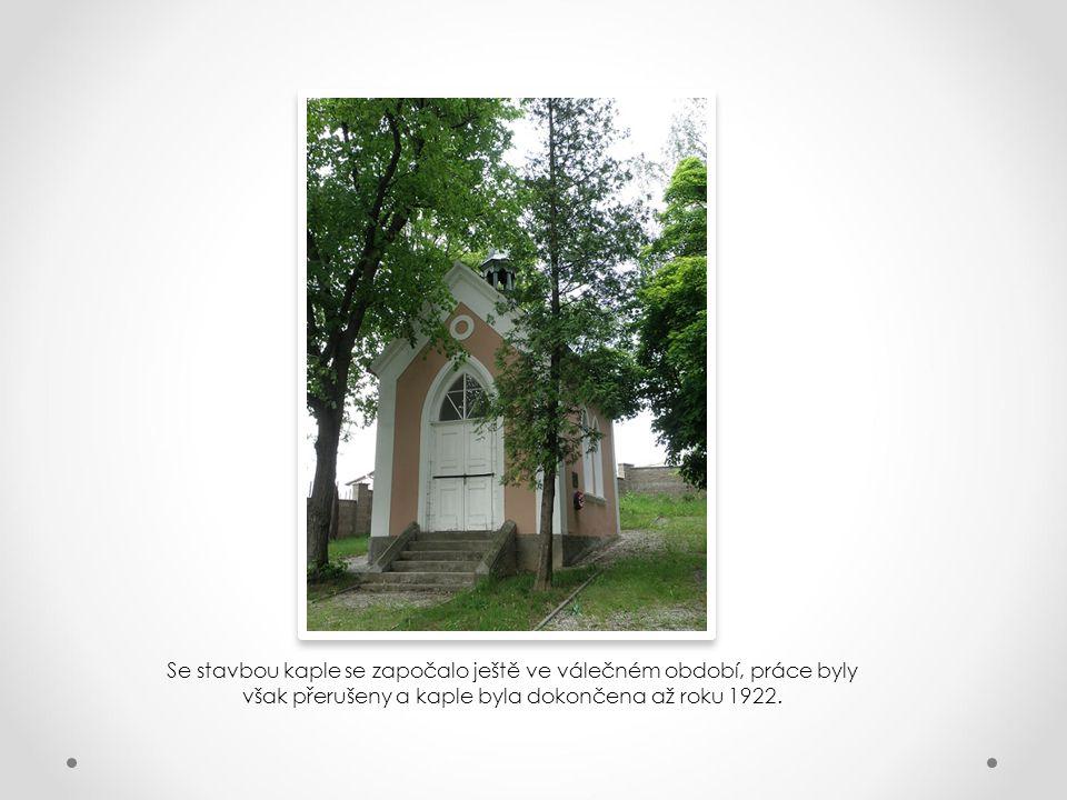 Posledním památníkem je pomník padlým c. k. střeleckého (do roku 1917 zeměbraneckého) pluku č. 28 Písek, který však byl zde instalován až roku 1929. V