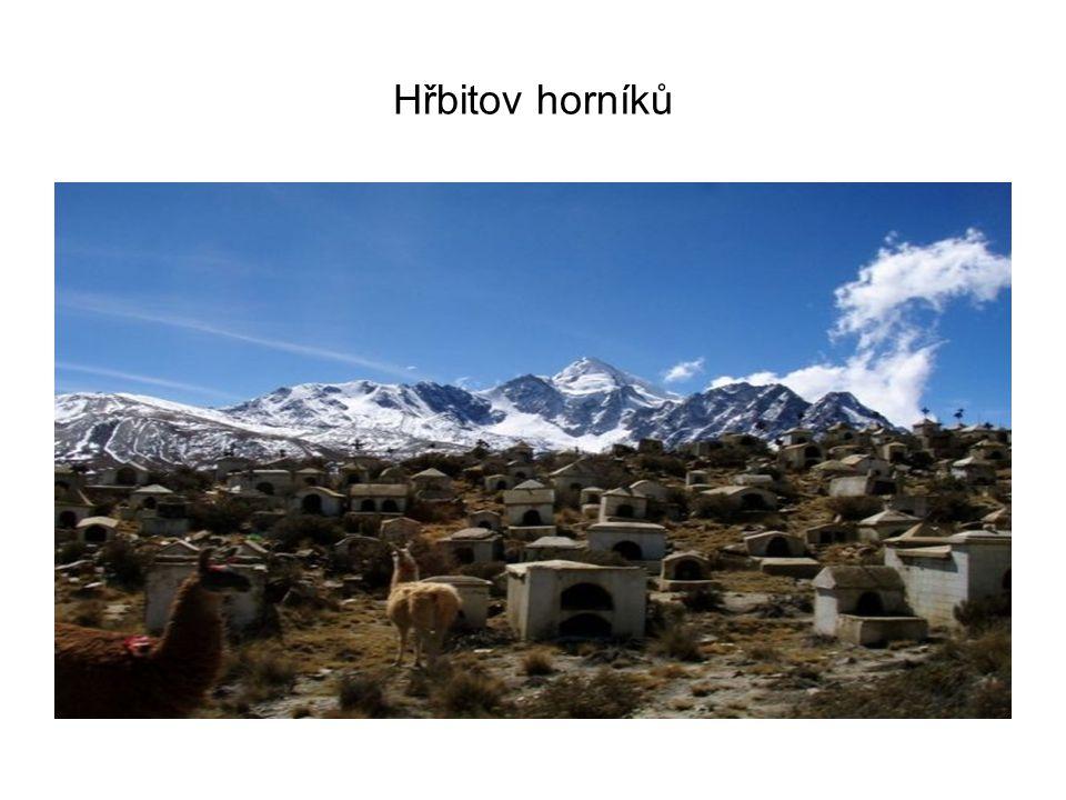 Hřbitov horníků