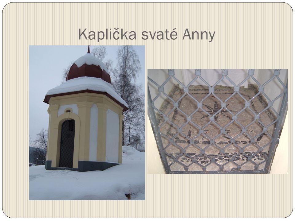Kaplička svaté Anny