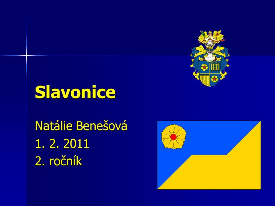 Slavonice Natálie Benešová 1. 2. 2011 2. ročník
