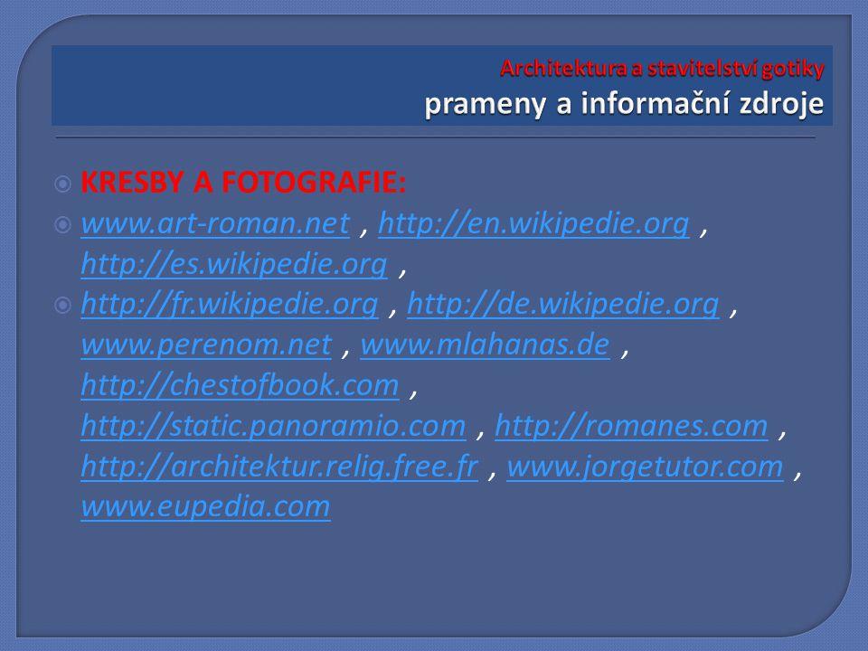  KRESBY A FOTOGRAFIE:  www.art-roman.net, http://en.wikipedie.org, http://es.wikipedie.org, www.art-roman.nethttp://en.wikipedie.org http://es.wikipedie.org  http://fr.wikipedie.org, http://de.wikipedie.org, www.perenom.net, www.mlahanas.de, http://chestofbook.com, http://static.panoramio.com, http://romanes.com, http://architektur.relig.free.fr, www.jorgetutor.com, www.eupedia.com http://fr.wikipedie.orghttp://de.wikipedie.org www.perenom.netwww.mlahanas.de http://chestofbook.com http://static.panoramio.comhttp://romanes.com http://architektur.relig.free.frwww.jorgetutor.com www.eupedia.com