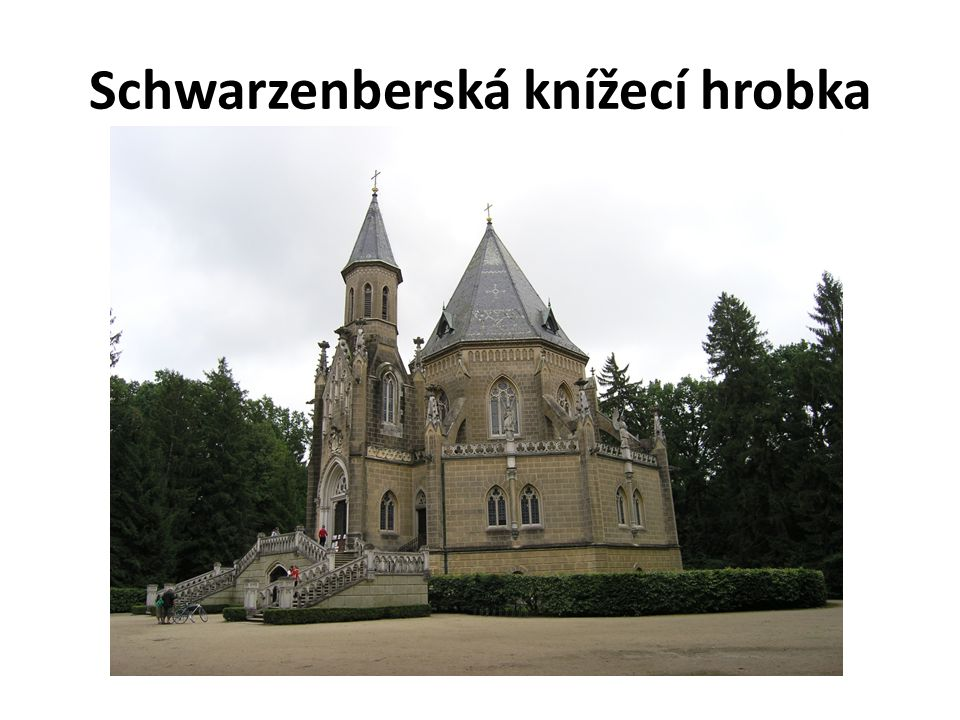 Schwarzenberská knížecí hrobka