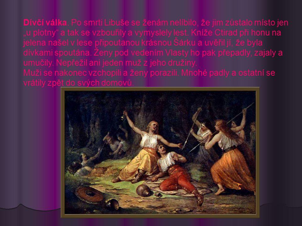 Český kníže Oldřich se velmi rád oddával lovu.