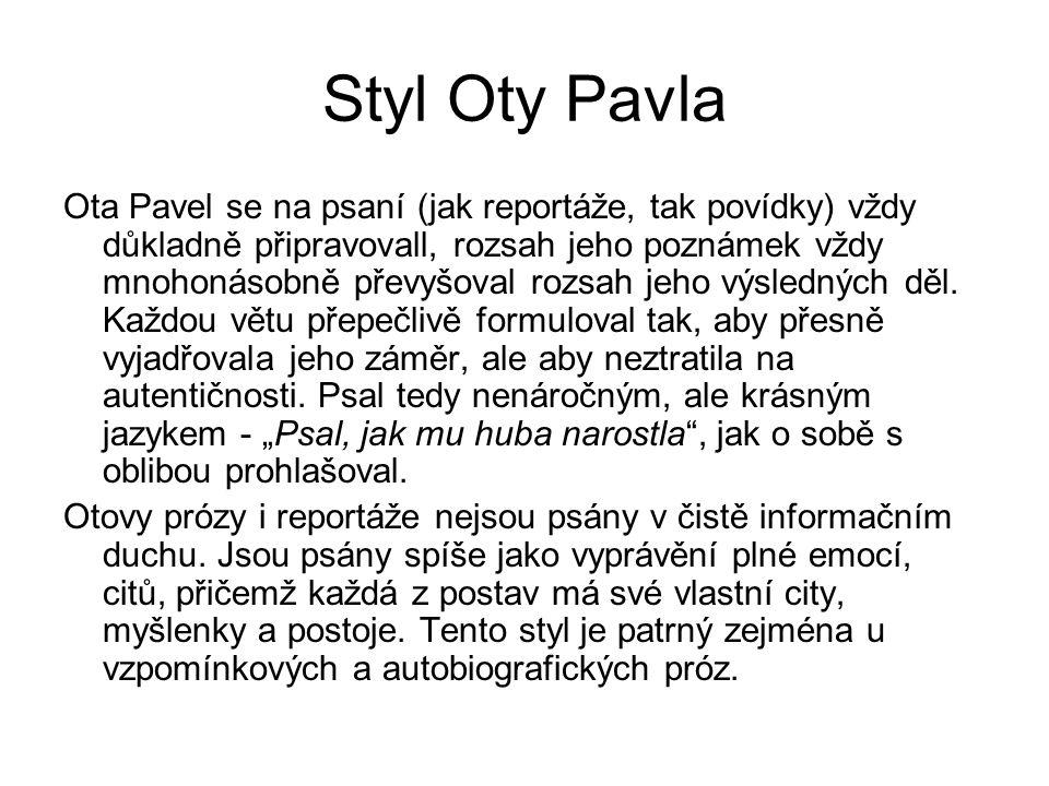 Povídky a reportáže Oty Pavla ze sportovního prostředí Dukla mezi mrakodrapy – Knižní debut a zároveň jeho nejrozsáhlejší dílo.