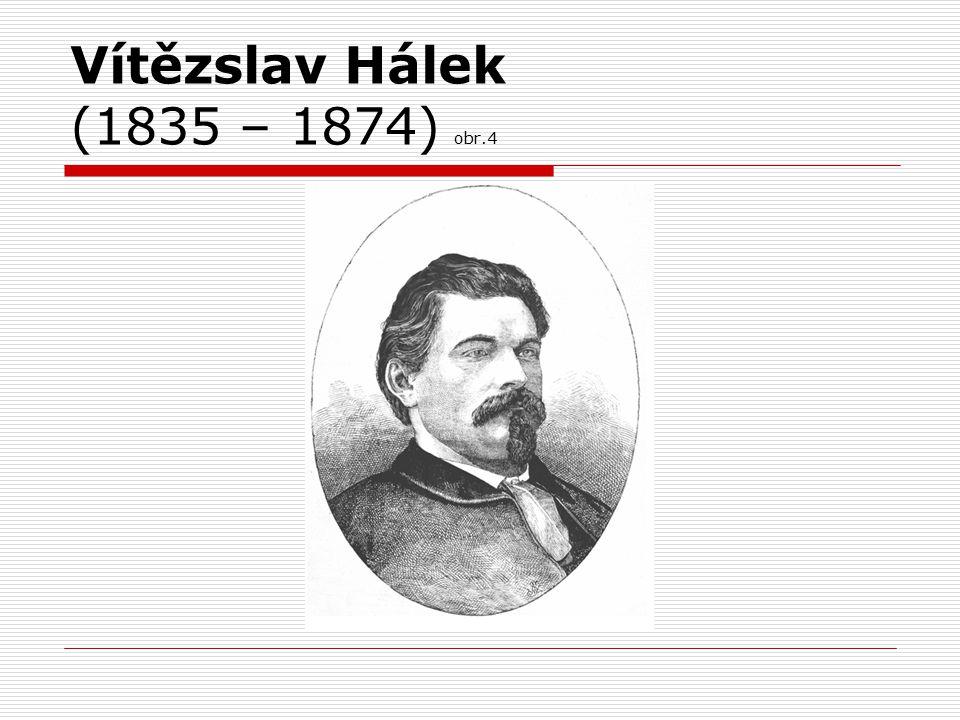 Vítězslav Hálek (1835 – 1874) obr.4