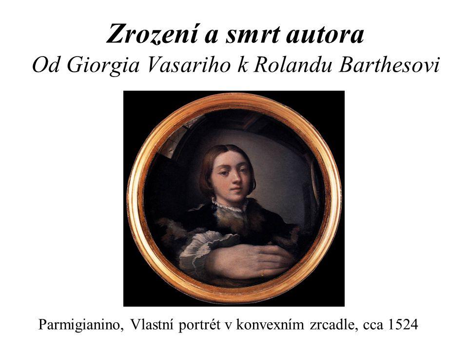 Giorgio Vasari (1511-1574) Malíř, architekt První významný sběratel kreseb Spoluzakladatel florentské Accademia del disegno, 1562-63 Autor životopisů výtvarných umělců
