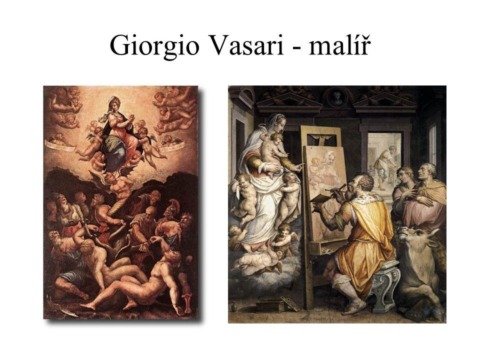 Giorgio Vasari - architekt