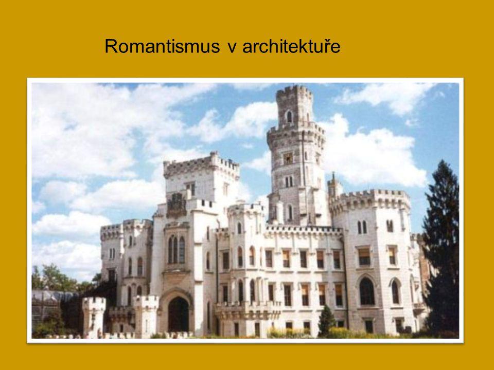 Romantismus v architektuře