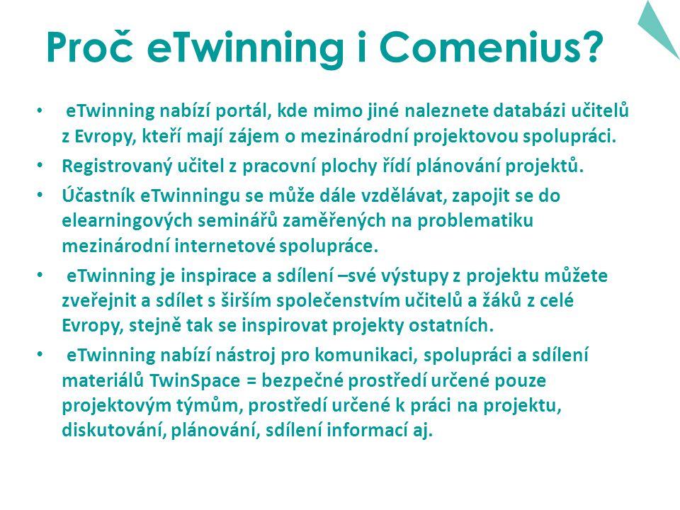 eTwinningové projekty ZŠ Hustopeče