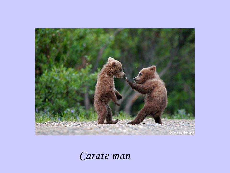 Carate man