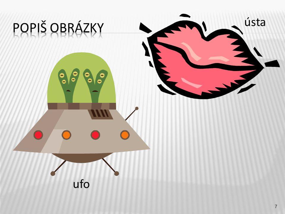 ústa 7 ufo