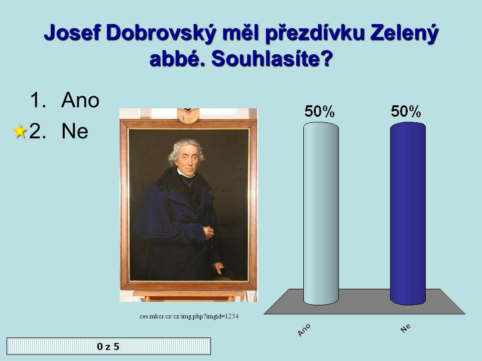 Disciplína, která se zabývá Slovany osídlenými zeměmi, slovanskými jazyky, literaturou a kulturou, se nazývá 0 z 5 1.bohemistika 2.slavistika 3.german