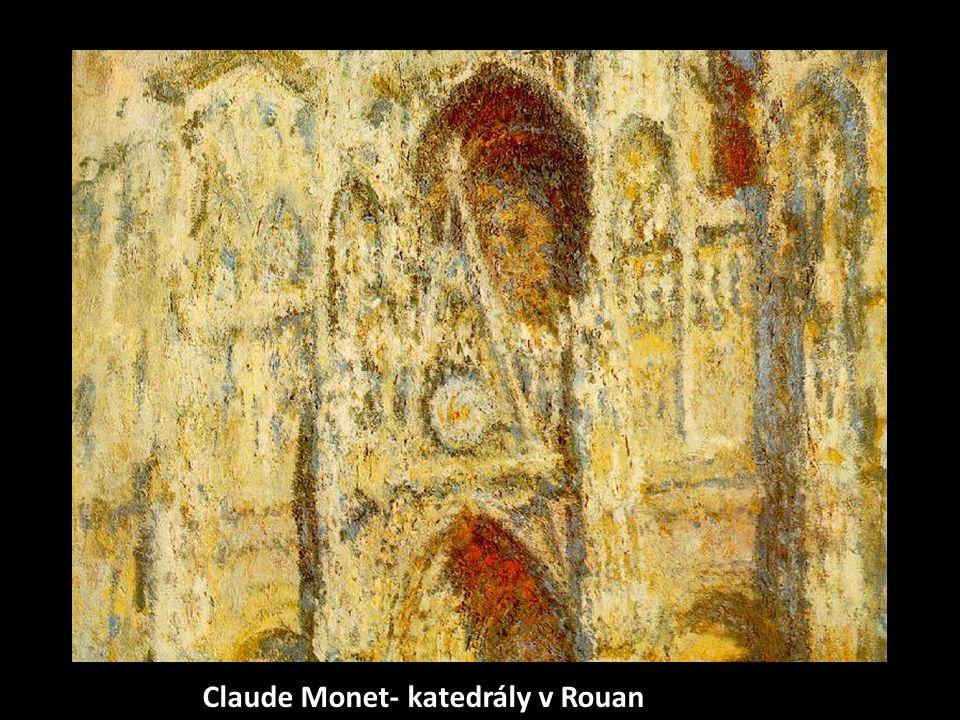 Témata obrazů obrazů je krajina a příroda, kterou malíři zobrazují za různých světelných podmínek a atmosférických jevů.