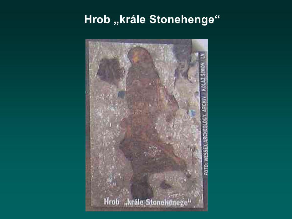 """Hrob """"krále Stonehenge"""