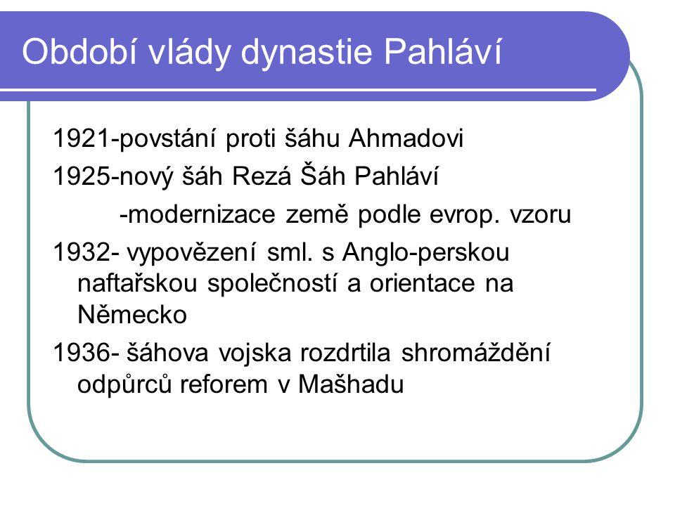 Prezidentské volby 1997 Ideologická koncepce Mohammeda Chátamího: 1) Dialog mezi civilizacemi 2) Občanská společnost 3) Vláda práva a politických svobod 4) Respekt vůči politickému pluralismu