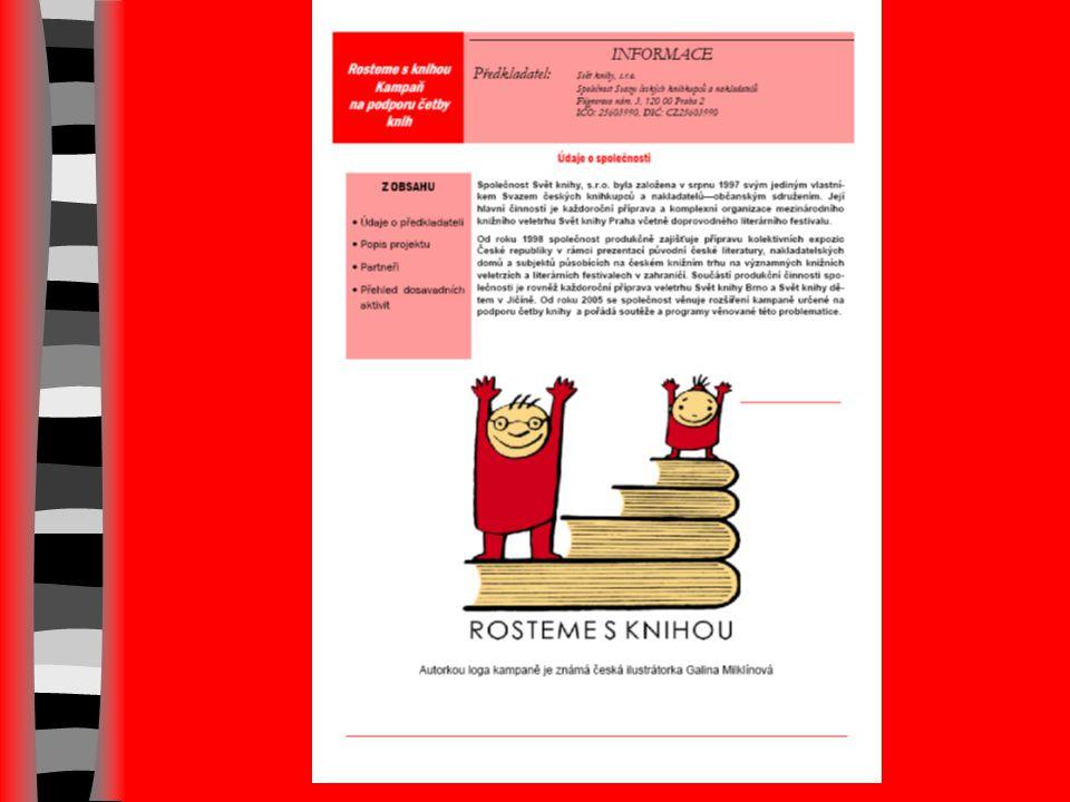 """PARTNEŘI KAMPANĚ Nakladatelství MEANDER Projekt """"Literární kavárny ve Švandově divadle www.meander.cz Albatros nakladatelství, a.s."""