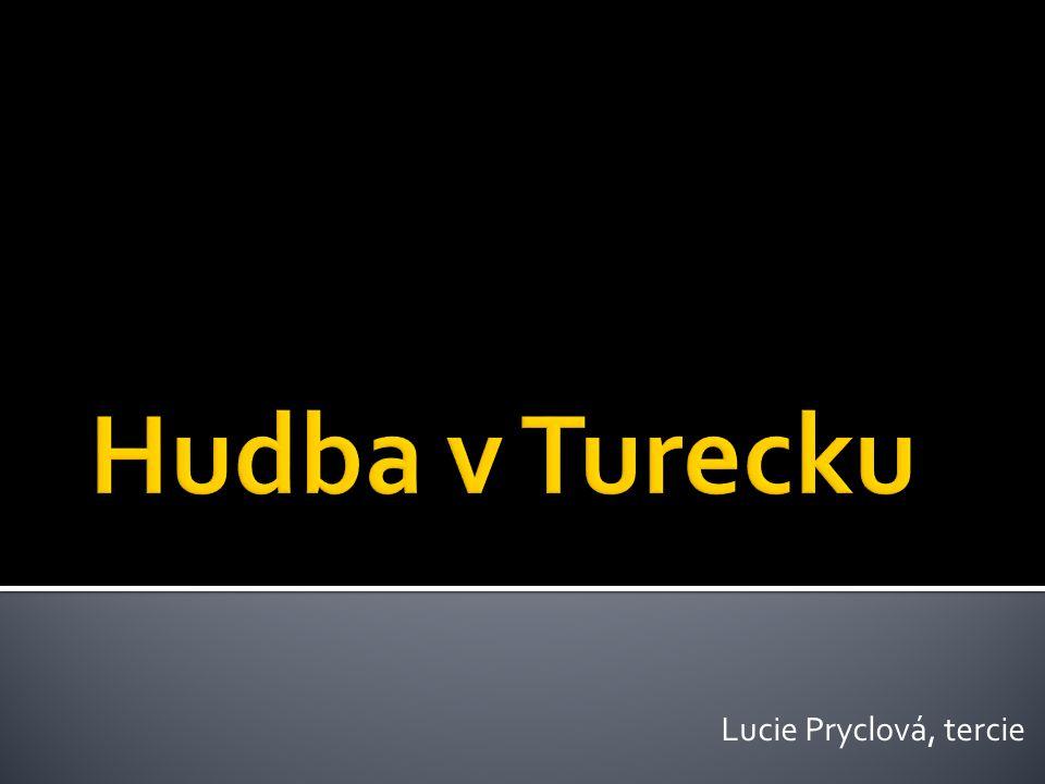 Lucie Pryclová, tercie