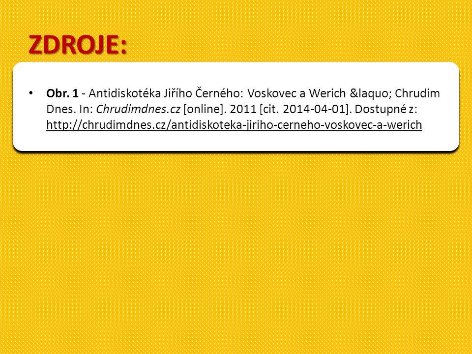 ZDROJE: Obr.1 - Antidiskotéka Jiřího Černého: Voskovec a Werich « Chrudim Dnes.