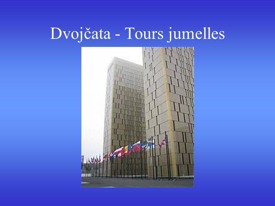 Dvojčata - Tours jumelles