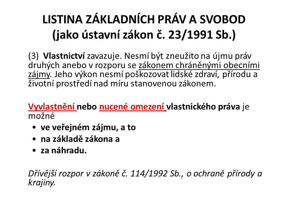 ZÁKON O VYVLASTNĚNÍ-7 § 15 Vyvlastňovací úřad (1)Vyvlastňovací řízení vede vyvlastňovací úřad, kterým je a)obecní úřad obce s rozšířenou působností, b)Magistrát hlavního města Prahy, c)magistrát územně členěného statutárního města.