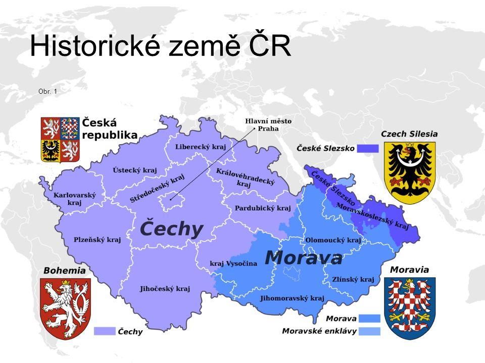 Administrativní členění ČR Kdy vstoupilo v platnost současné dělení státního území.