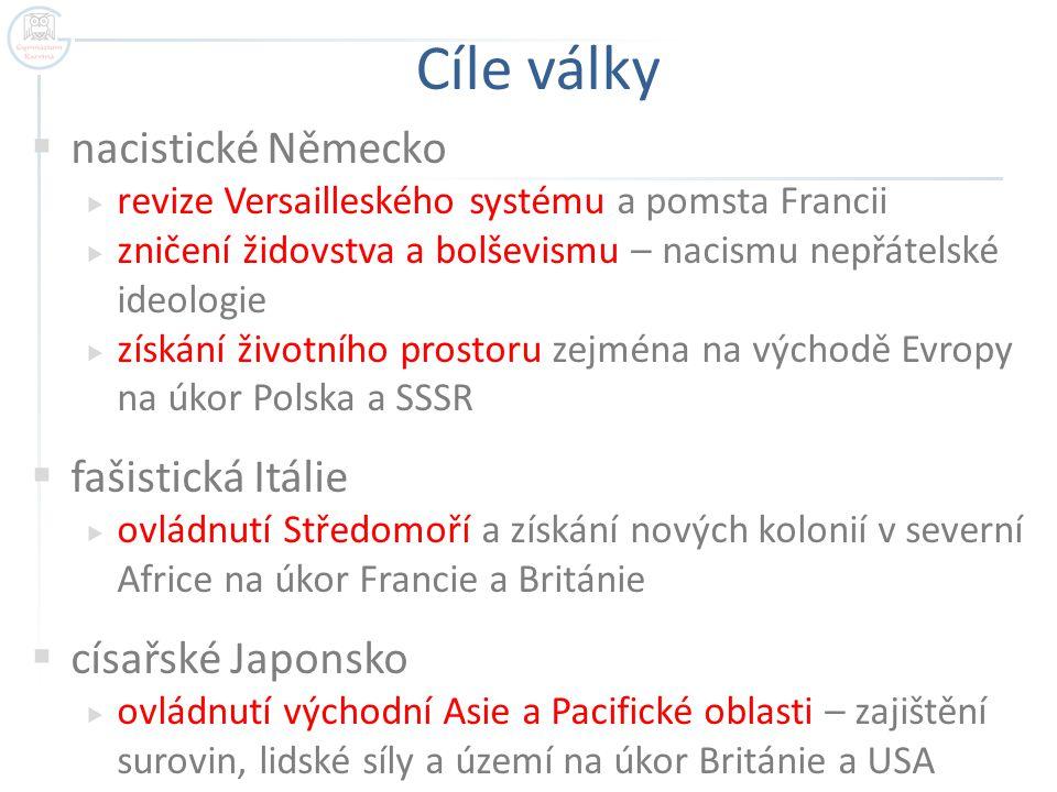 Koloniální panství v předvečer II.