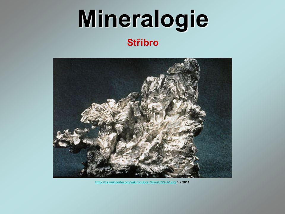 Mineralogie Platina http://www.google.cz/imgres?imgurl=http://ww w.zsskolnikaplice.cz/files/zaci/web9/web2007/ kaleta/files/platina.jpg&imgrefurl=http://www.z sskolnikaplice.cz/files/zaci/web9/web2007/kale ta/files/vzacne.htm&usg=__Q61pkEIImhbhDm Avla5d1f2x8ZM=&h=709&w=709&sz=164&hl=c s&start=0&zoom=1&tbnid=6TsK5VoC3UlllM:&t bnh=158&tbnw=153&ei=4VMQTtCrM83Cswbnz qz- Dg&prev=/search%3Fq%3Dplatina%26um%3D 1%26hl%3Dcs%26sa%3DN%26biw%3D1280% 26bih%3D829%26tbm%3Disch&um=1&itbs=1& iact=hc&vpx=184&vpy=440&dur=7805&hovh= 225&hovw=225&tx=120&ty=98&page=1&ndsp =20&ved=1t:429,r:10,s:0/ 1.7.2011hc&vpx=184&vpy=440&dur=7805&hovh= 225&hovw=225&tx=120&ty=98&page=1&ndsp =20&ved=1t:429,r:10,s:0/
