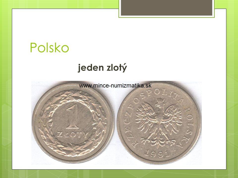 Polsko jeden zlotý