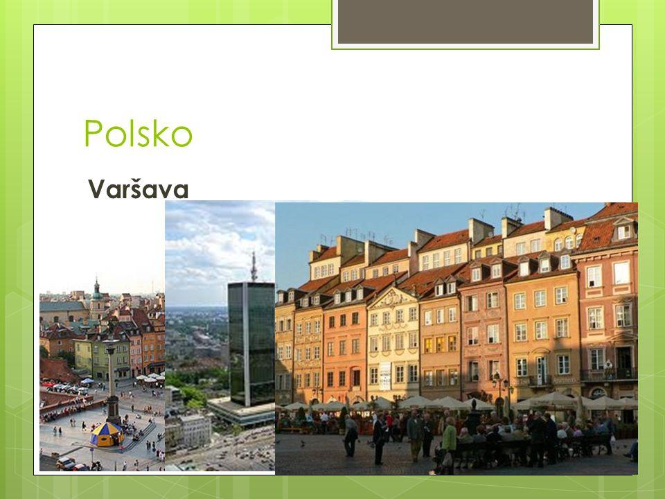 Polsko Varšava