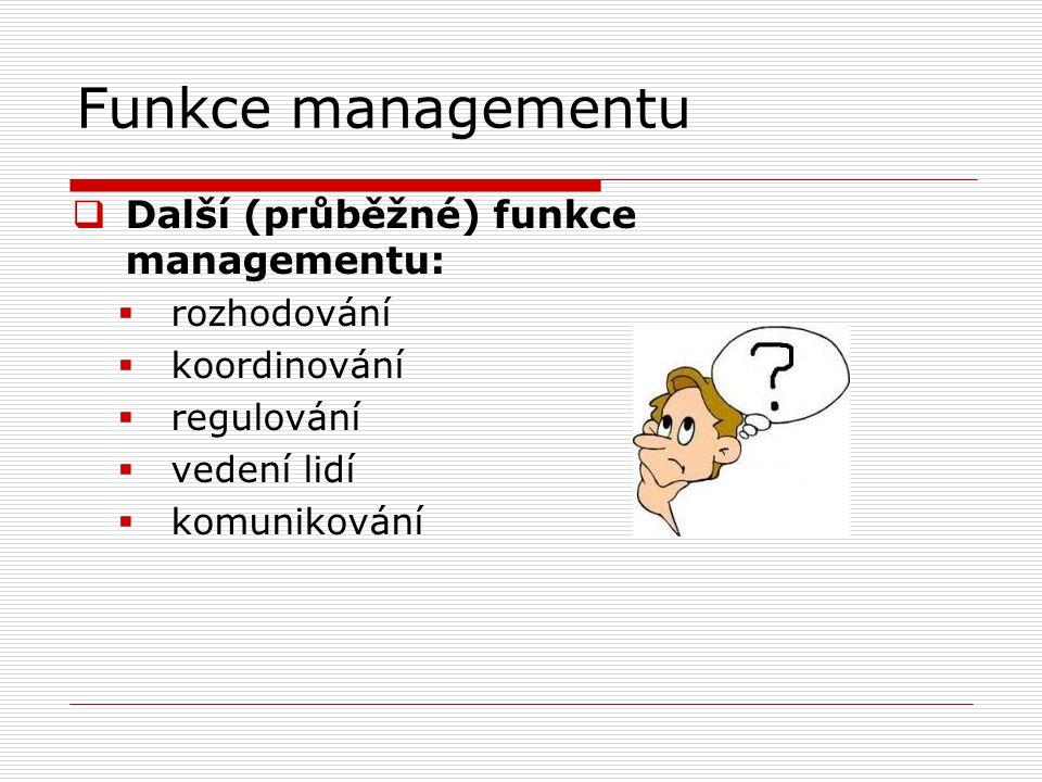 Manažerské role  Role manažera  = funkce, ve které působí ve vztahu k jiným lidem  role vyjadřují specifické formy chování, které jsou potřebné ke splnění úkolu na dané pracovní pozici  role existují ve vztahu k podřízeným, nadřízeným, ke spolupracovníkům, majitelům a zákazníkům