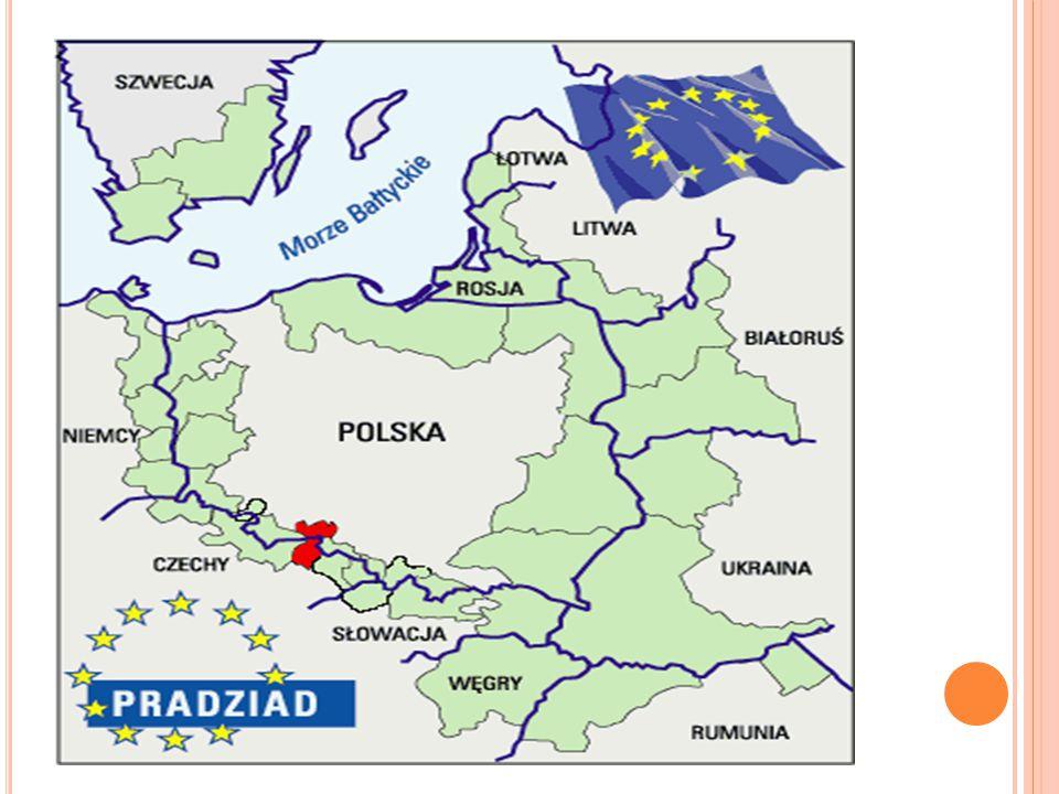 K RNOVSKO A EU Euroregion Praděd Vznikl dne 2. července 1997 v Jeseníku.