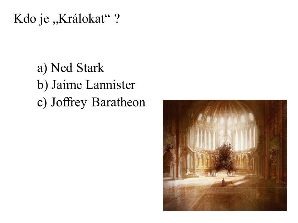 Poznej erby: Baratheon Stark Tyrell Lannister Targaryen