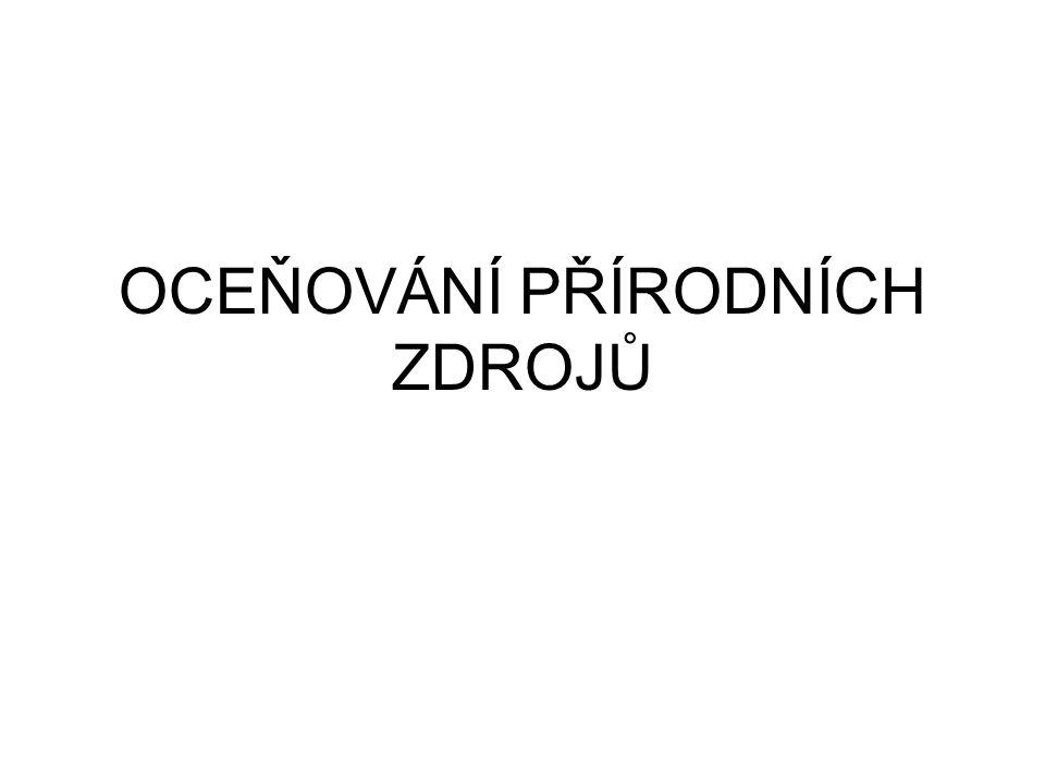 RÁMEC OCEŇOVÁNÍ SOCIÁLNĚ EKONOMICKÉ POMĚRY Hospodářský systém, právní řád apod.