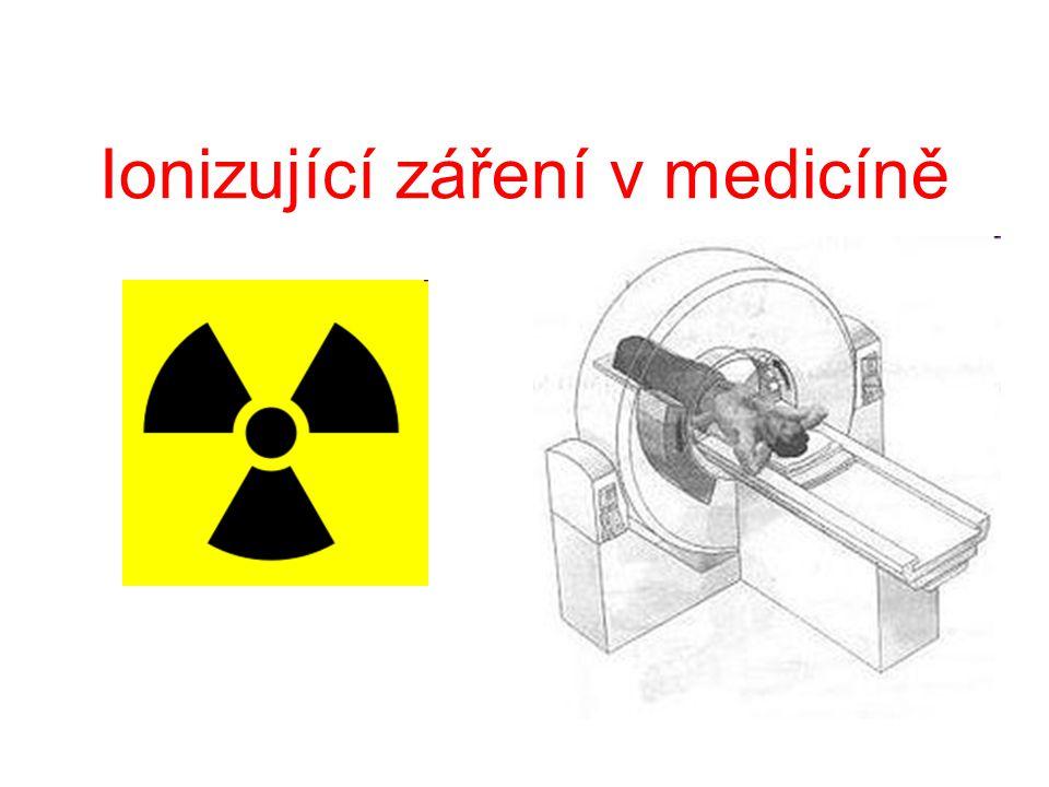 Vznik záření  Izotopy Rozpadový zákon Aktivita, absorbovaná dávka, dávkový ekvivalent Měření záření aplikace