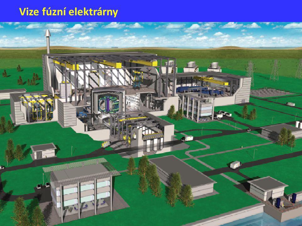 Vize fúzní elektrárny