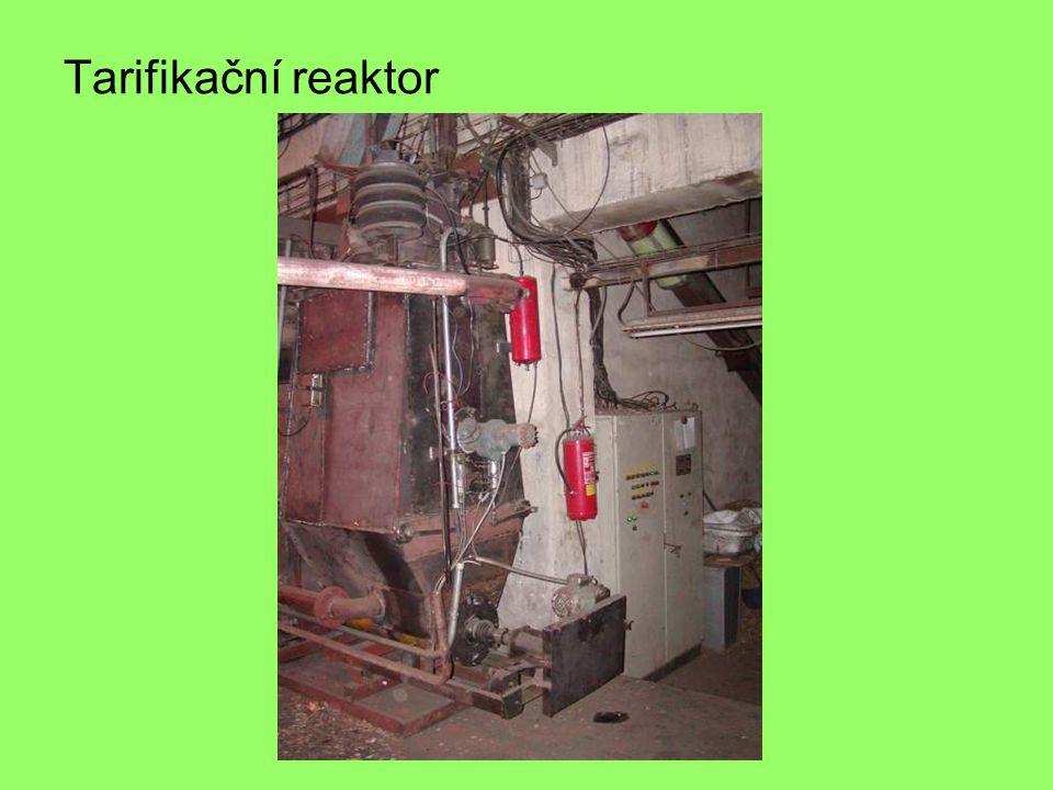 Tarifikační reaktor
