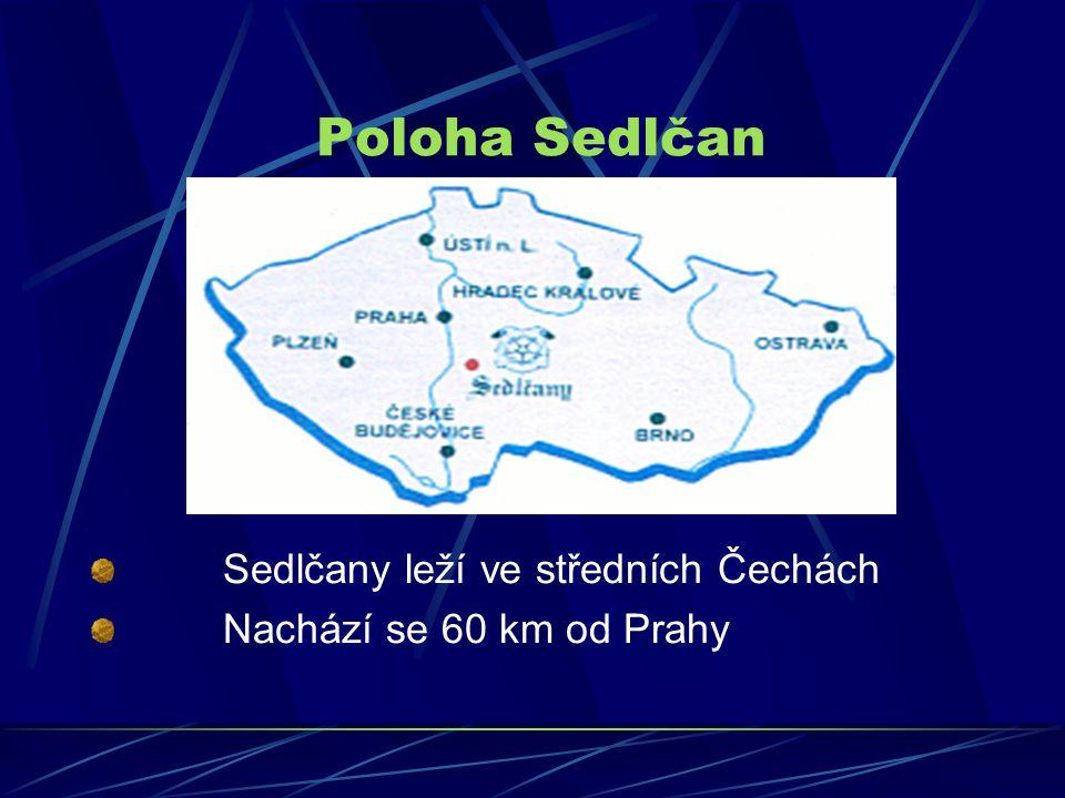 Hvězdárna Hvězdárna byla založena 22. listopadu 1961 http://www.sedlcany. cz/