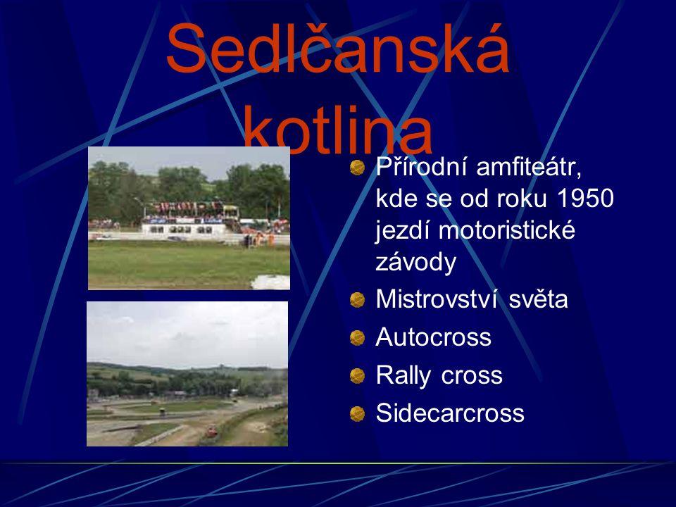 Sedlčansko Nedotčená krajina, kde se dobře putuje na kole i pěšky.