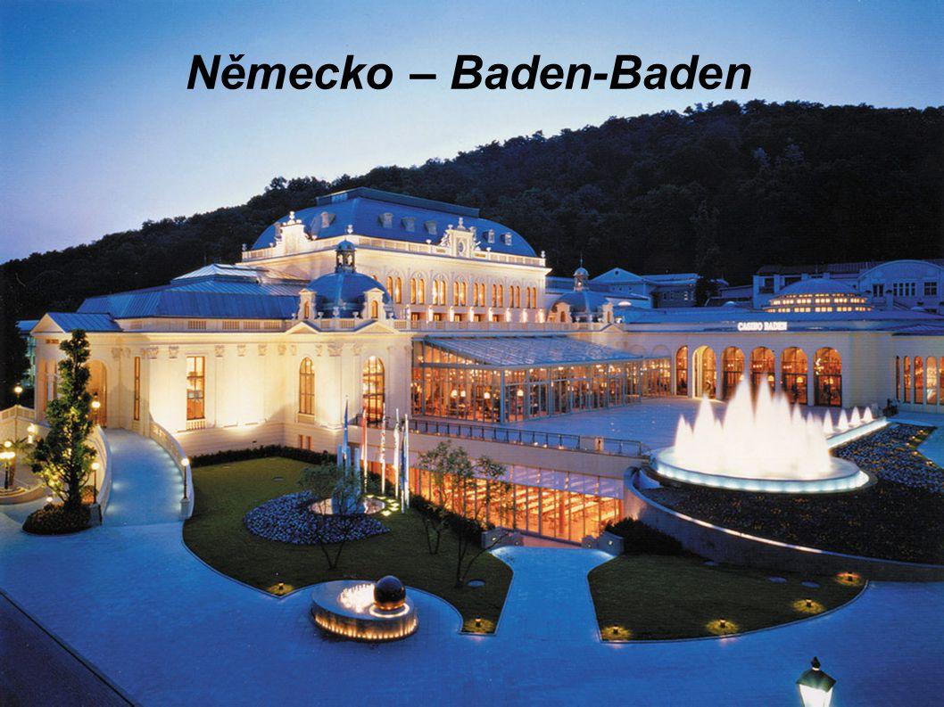 Rakousko – Bad Gastein