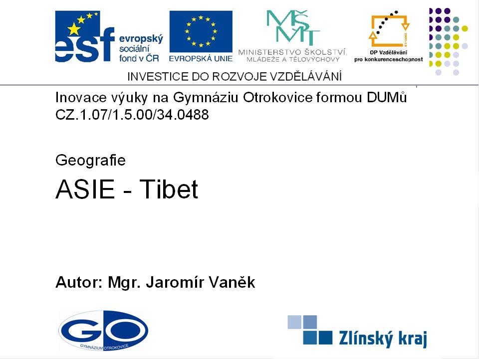 ASIE - Tibet