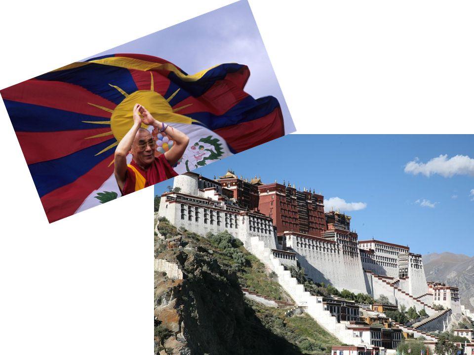 SÍDLA V Tibetu je více jak 800 obydlených měst a vesnic.