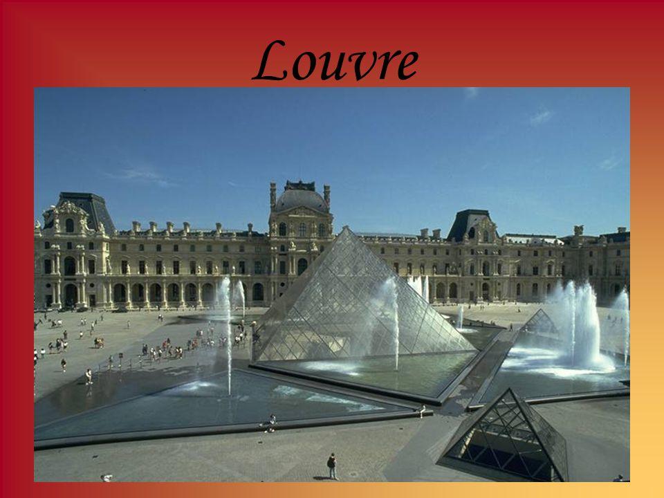 Louvre Historie Louvru sahá až do středověku Dnes se zde nachází jedny z nejvzácnějších uměleckých sbírek na světě