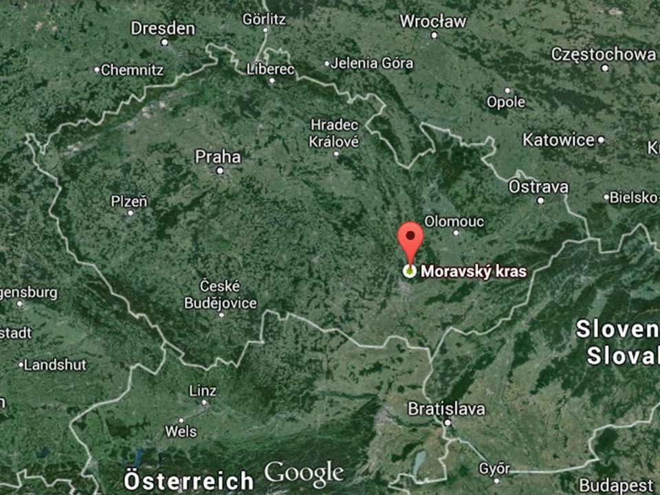  Severní část  Nejnavštěvovanější část Moravského krasu  Střední část  Poblíž jedné z přístupných jeskyní se nachází Huť Františka s muzeem železá