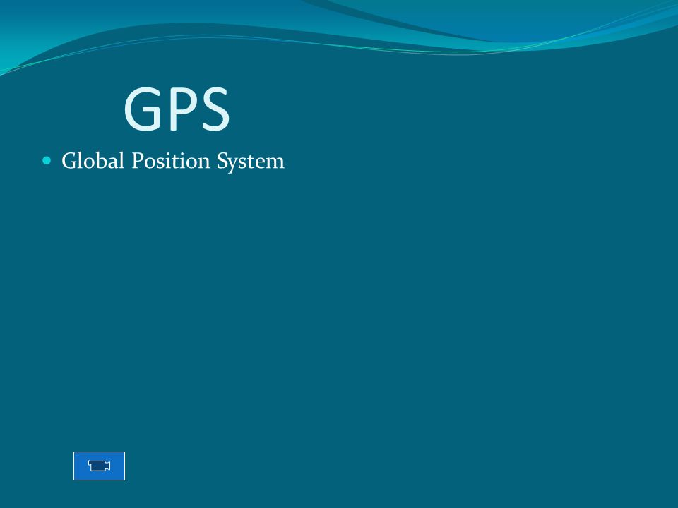 GPS Global Position System