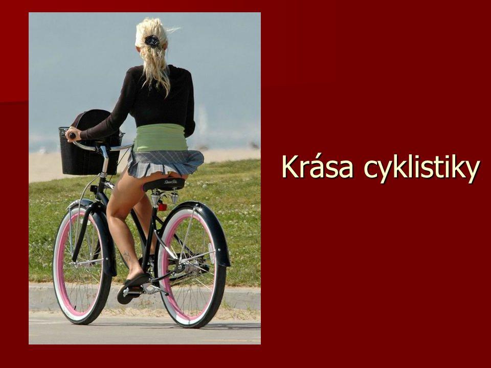Krása cyklistiky