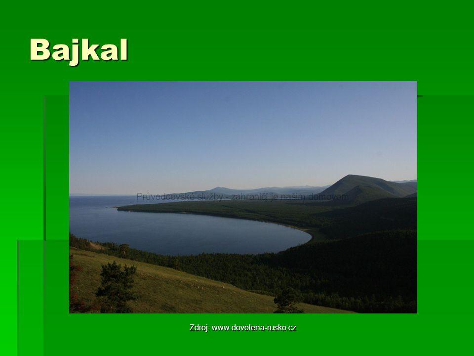 Bajkal Zdroj: www.dovolena-rusko.cz