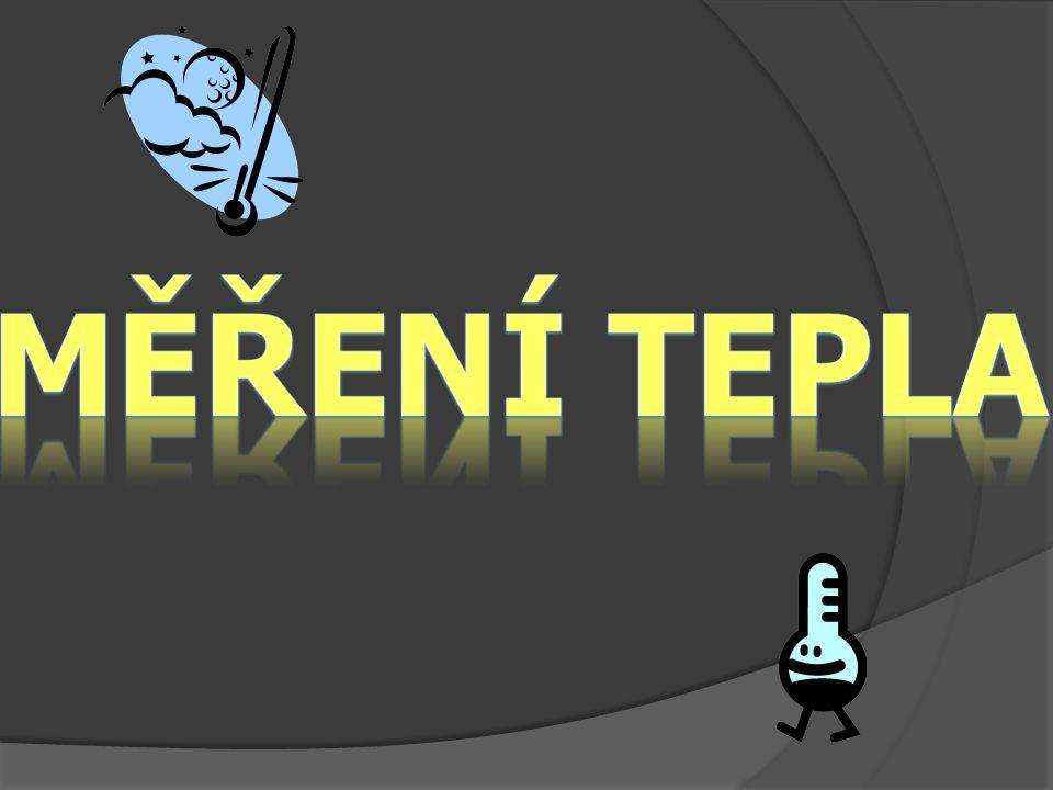 TEPLO Teplo je rovno energii, kterou odevzdá nebo příjme těleso při tepelné výměně.