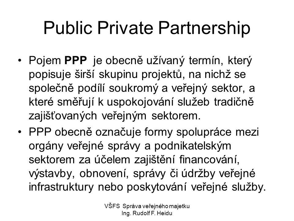 Co PPP naštěstí není